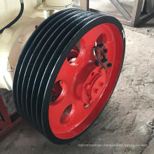 crusher parts small stone crusher parts sheave price